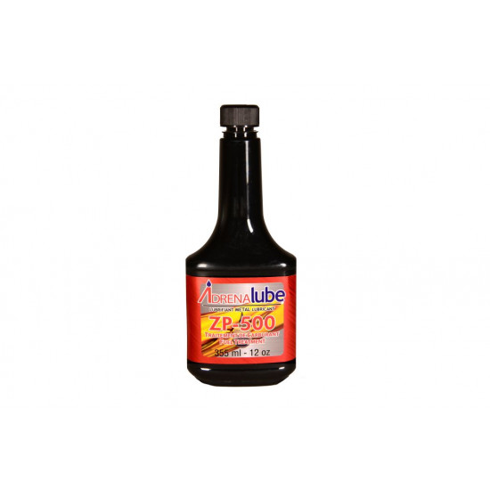 ZP-500 ADDITIF 'TRAITEMENT LUBRIFIANT POUR CARBURANTS'  355 ml - 12 oz