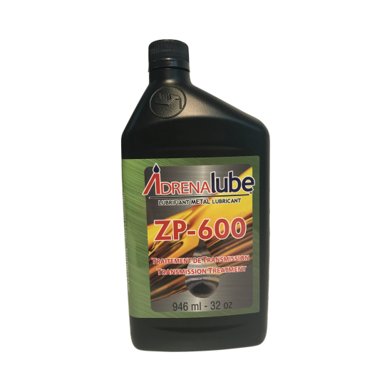 ZP-600 ADDITIF 'TRAITEMENT POUR TRANSMISSION AUTOMATIQUE' 946 ml - 32 oz