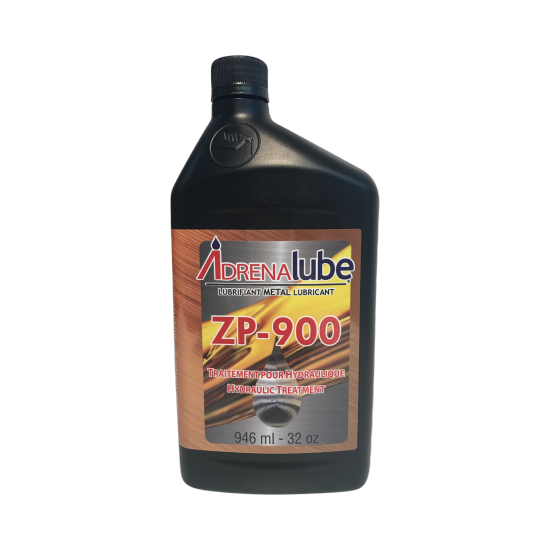 ZP-900 ADDITIF  HYDRAULIQUE 'TRAITEMENT ANTI-MOUSSE' 946 ml - 32 oz